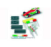 Extension kit Cars2 + Bernoulli CA61653 de marque de modelisme carrera - CA61653
