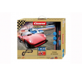 Circuit Titans Of Racing - Circuit digital 1/24 Carrera - CA23607