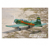 FMS CJ6 Warbird 1200mm ARTF - FS0221