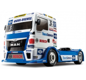 Camion MAN TGS Team Hahn Racing Tamiya