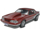 1/25  90 Mustang LX 5.0 Drag Racer Plastic Model Kit - 85-4195