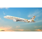 Airbus A320 ETIHAD AIRWAYS Revell - 03968