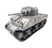 M4A3 Sherman 1/16 FULL METAL & EFFETS SONORES