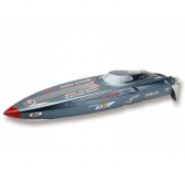 Bateau RC Amewi NTN600 670mm Brushless  Offshore Scheme  RTS - AMW-26047