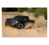 Voiture RC TRAXXAS - Ford F-150 Raptor 2017 Brushed TQ 2.4Ghz ID RTR 1/10 - TRX58094-1