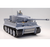 Char German Tiger I 1/16 RTR 2.4Ghz Sons/Fumee/billes