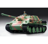 Char German Jagdpanther 1/16 RTR 2.4Ghz Sons/Fumee/billes