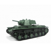 Char Russian KV-1 1/16 RTR 2.4Ghz Sons/Fumee/billes