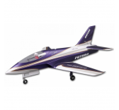 Jet FMS Futura 80mm EDF PNP Purple  - FMS095P