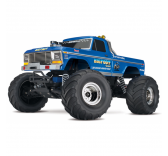 Monster Truck RC - BigFoot N°1 2WD 1/10 Brushed TQ 2.4Ghz ID TRAXXAS  - TRX36034-1