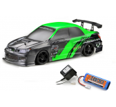 ATC2.4 Touring Car Drift 4WD RTR 1/10 ABSIMA + Energy Pack