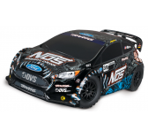 Traxxas Ford Fiesta ST 4WD RTR