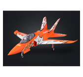 Jet RC FMS Super Scorpion 90mm EDF PNP ORANGE  - FMS097OG-FS0232O