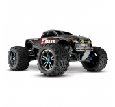 4x4 RC TRAXXAS - E-MAXX BRUSHLESS 4x4 - BRUSHLESS-TELEMETRIE  1/10  - TRX39085