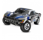 Voiture RC TRAXXAS - SLASH - 4x2 - 1/10 BRUSHED TQ 2.4GHZ  - TRX58024