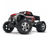 Voiture RC TRAXXAS - STAMPEDE 4x4 - 1/10 BRUSHED TQ 2.4GHZ - iD  - TRX67054-1