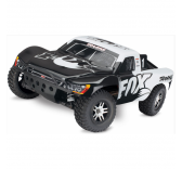 Buggy RC TRAXXAS SLASH - 4x4 OBA - 1/10 BRUSHLESS - TSM - WIRELESS - iD  - TRX68086-24