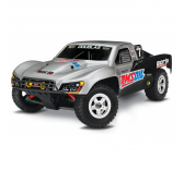 Voiture RC TRAXXAS SLASH - 4x4 - 1/16 BRUSHED TQ 2.4GHZ - iD  - TRX70054-1