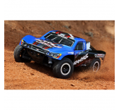Voiture RC Traxxas - SLASH VXL 4x2 OBA - 1/10 BRUSHLESS TSM iD  - TRX58076-24