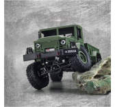 CHAR RC Camion Militaire US 1/16 Green RTR - 1112438531