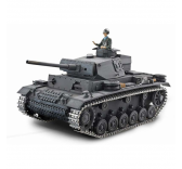 CHAR RC Panzer III Ausf L Pro-Edition 1/16 IR 2.4GHZ - 1110384802