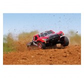 Voiture RC TRAXXAS SLASH VXL 4x2 1/10 BRUSHLESS TSM iD  - TRX58076-4