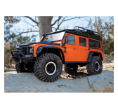 Traxxas TRX4 Land Rover Defender Adventure RTR