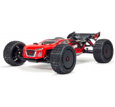 Arrma Talion 6S BLX 4WD 1/8e Monster Truck Rouge RTR