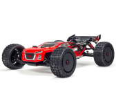 Arrma 1/8 TALION 6S BLX 4WD Brushless Sport Performance Truggy RTR, Rouge/Noir