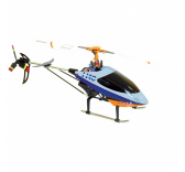 Modelisme helicoptere - H40 2.4Ghz Mode 1 Flybarless - Scorpio - 2000H40M1
