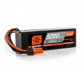 Batterie Lipo Spektrum 5000mAh 3S 11.1V 100C Smart Hardcase - IC3
