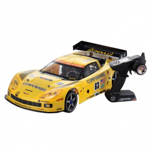 Voiture Kyosho - Inferno GT2 Race Spec COrvette C6R  07 - 31833RS