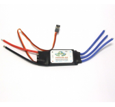 Controleur Brushless 40A - Modelisme B&B Models - 40A-ESC