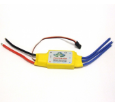 Controleur Brushless 60A B&B Models - 60A-ESC
