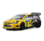 Modelisme voiture - DRX VE Kyosho DEmon 4WD Readyset EP - Voiture radiocommandee kyosho - 30880RS