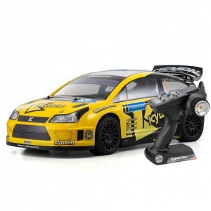 Modelisme voiture - DRX Kyosho Demon Readyset - Voiture radiocommandee Kyosho - 31053RS