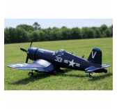 Warbird RC FMS Corsair F4U V3 1400mm PNP blue  - FS0189B