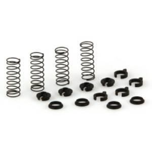 HLNA0014 SHOCK SPRING AND CUP SET (4)(ANIMUS) - 9950536