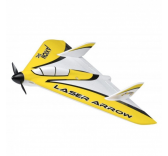 Avion radiocommande Laser Arrow 2.4G RTF Mode 2 de la marque modelisme Axion Rc. - 0900AX-00240-012