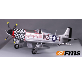 P51 Big Beautiful Doll(V8) PNP kit 1400MM FAMOUS