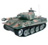 Char d assault RC 1/16 German Panther complet (Bruit/fumee) - 3819-1
