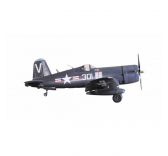 Warbird RC FMS Monster Corsair F4U 1700mm PNP Bleu - FMS-FMS043B