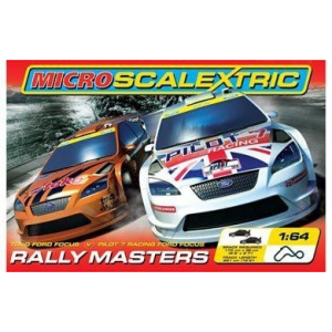 Rally master - Scalextric - G1071