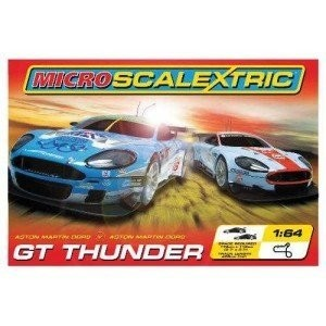 Circuit routier - GT Thunder - Scalextric - G1067