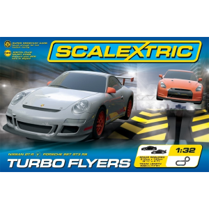 Turbo Flyers - Circuit Scalextric - C1278