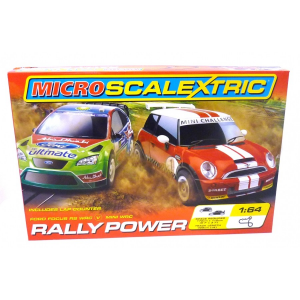 rally power scalextric - G1079