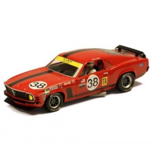 Ford Mustang Classis Bill Todd - Scalextric - SCA3107