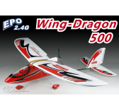 Wing-Dragon 1400mm RTF   camera Art-Tech