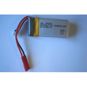 Walkera QR Hotten X : Li-po battery 7.4V 1000mAh