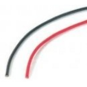 Cable 2,5 rouge 1m - 16106-0